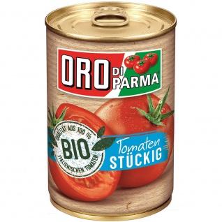 Oro di Parma Bio Tomaten stückig