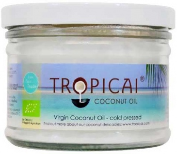Tropicai Bio Fair Trade Virgin Coconut Oil