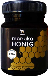 Larnac Aktiver Manuka Honig 720+