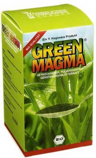 Green Magma Bio Gerstengras Extrakt
