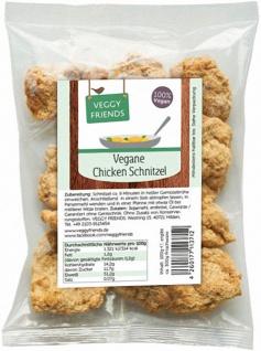 Veggy Friends Vegane Chicken Schnitzel