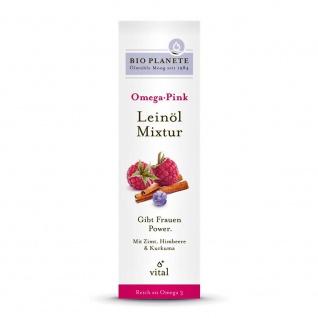 Bio Planete Bio Omega Pink Leinöl-Mixtur