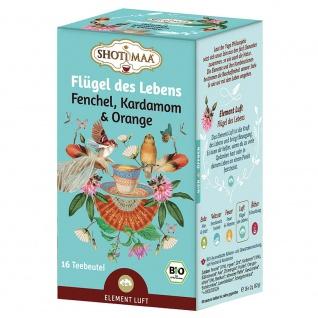 Shoti Maa Bio Flügel des Lebens Tee Beutel - Vorschau