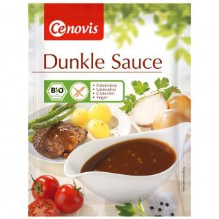 Cenovis Bio Dunkle Sauce