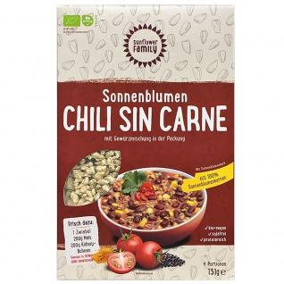 Sunflower Family Bio Sonnenblumen Chili sin Carne