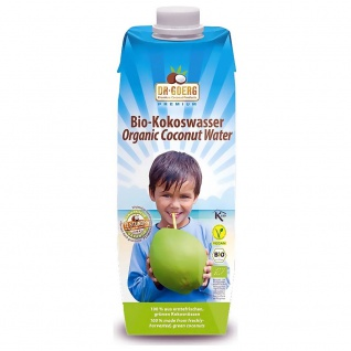 Dr. Goerg Bio Kokoswasser