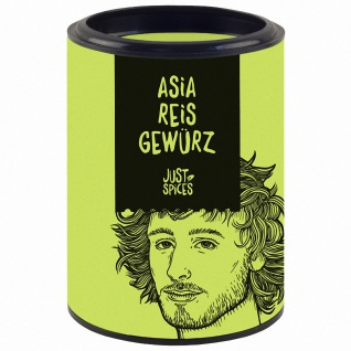 Just Spices Asia Reis Gewürz