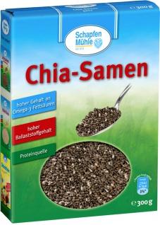 Schapfenmühle Chia Samen - Vorschau