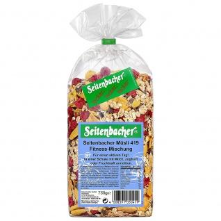 Seitenbacher Müsli Fitness Mischung