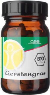 GSE Bio Gerstengras Tabletten
