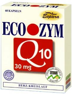 Espara EcoZym Q10 Kapseln