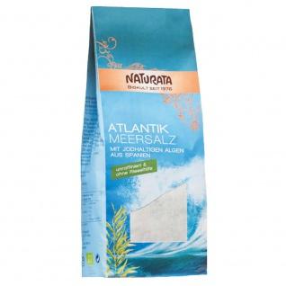 Naturata Bio Atlantik Meersalz mit jodhaltigen Algen