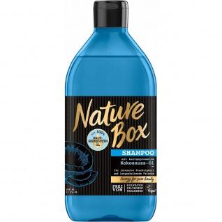 Nature Box Shampoo Kokosnuss-Öl
