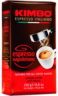 KIMBO Espresso Napoletano