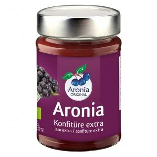 Aronia Original Bio Aronia Konfitüre extra