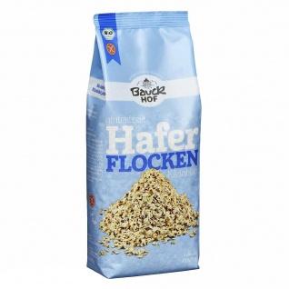 Bauckhof Bio Haferflocken Kleinblatt glutenfrei
