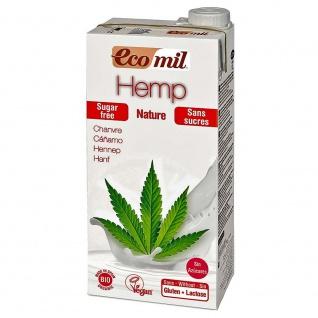 EcoMil Bio Hanfdrink natur