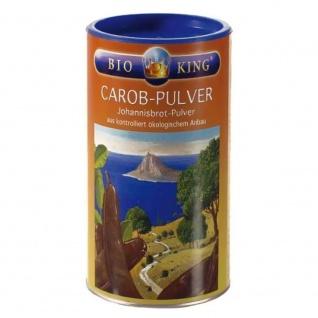 BioKing Bio Carob Pulver - Vorschau