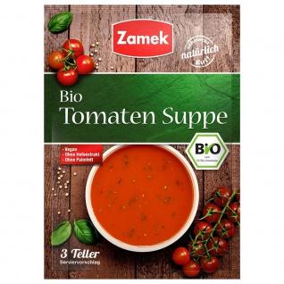 Zamek Bio Tomaten Suppe