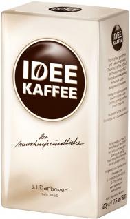 Idee Kaffee Classic gemahlen