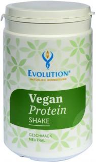 Evolution Vegan Protein Shake neutral