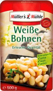 Müllers Mühle Weiße Bohnen