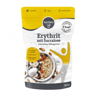 BFF Erythrit mit Sucralose Tafelsüße