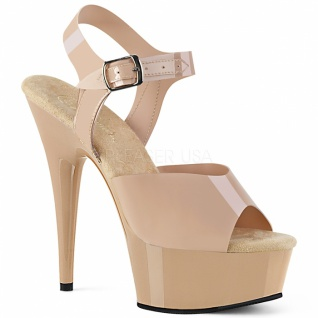 Plateau High Heels Delight-608N