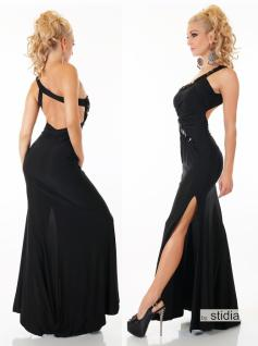 Abendkleid Black Lady 3