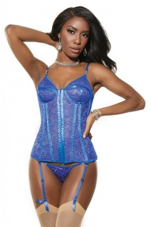 Dessous Bustier Holiday