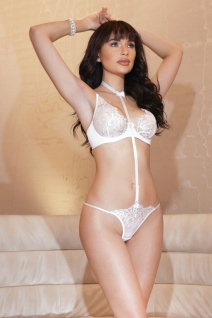 Coquette BH Set - Body Whispering Whites