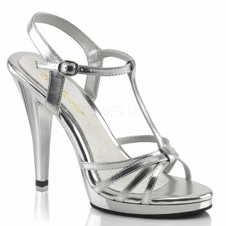 High Heels Flair-420 silber