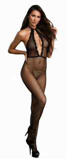 Dreamgirl Netzcatsuit Black Diamond