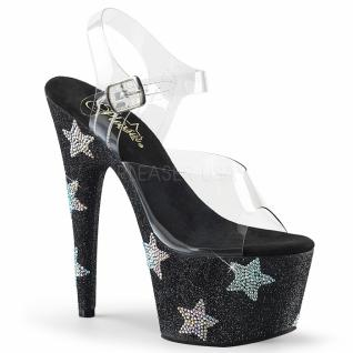 Plateau High Heels Adore-708 Star