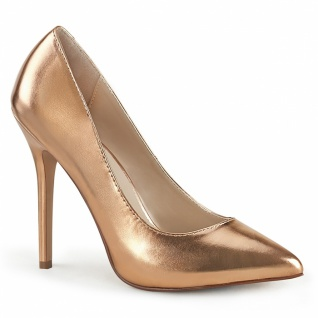 Pumps Amuse-20 rose gold