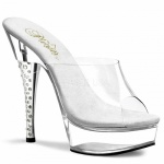 Plateau High Heels Diamond-601