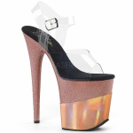 Plateau High Heels Flamingo-808-2HGM