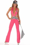 Grid Girl Overall - Racing Jumpsuit