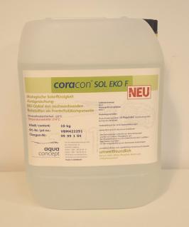 ökologische Solarflüssigkeit BIO-Glykol CORACON SOL EKO F / 10kg bis +214°C