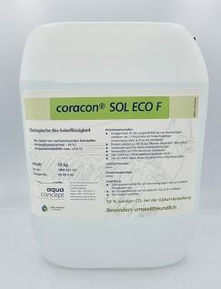 ökologische Solarflüssigkeit BIO-Glykol CORACON SOL ECO F / 10kg bis +214°C