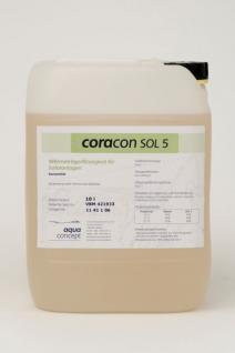 Solarflüssigkeit CORACON SOL 5 Konzentrat 10 Liter