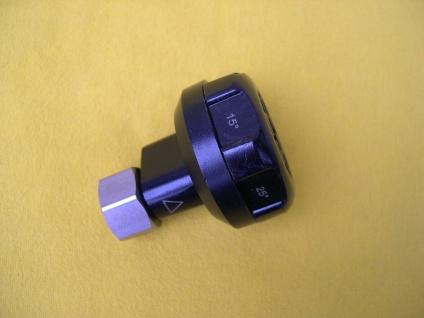 Profi - Sechsfach - Powerdüse mit 6 Strahlbildern für Kärcher Hochdruckreiniger