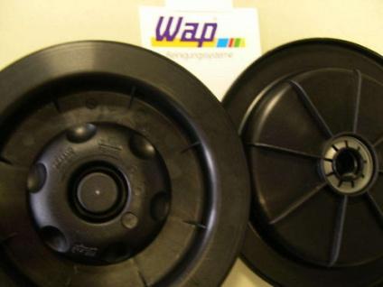 Filterspannscheibe für Wap Alto Filter für Turbo XL 1001 Euro Sauger Staubsauger
