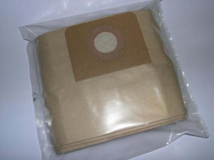 30-21 XC Staubbeutel 10 Filter-säcke passend für Nilfisk Alto Attix 30-21 PC