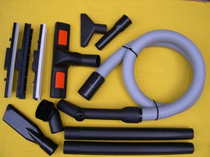 1, 5-20m Saugschlauch Set 13-tlg DN38 für Wap Turbo M1 M2 M2L XL 1001 Euro Sauger