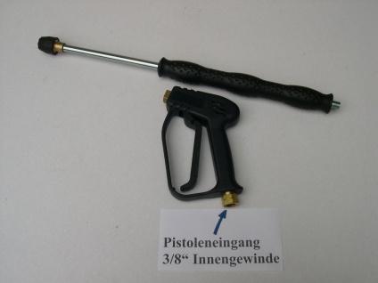 """Düse 3//8/"""" für Rohrreinigung für Kärcher Stihl KEW Nilfisk Hochdruckreiniger rot"""