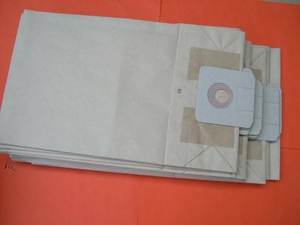 10 Staubsaugerbeutel Filterbeutel Filtertüten Filtersäcke für Taski 8500.600