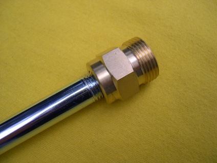 Lanze mit Dreckfräse 500mm 175 bar für Kränzle Hochdruckreiniger