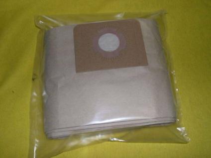 5 Filtersäcke Staubsaugerbeutel für Nilfisk Alto Attix 30 30PC 30Xc Sauger