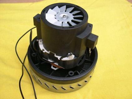 1, 1KW Sauger - Turbine für Kärcher NT 301 351 Nilco S17 S18 Saugermotor Motor